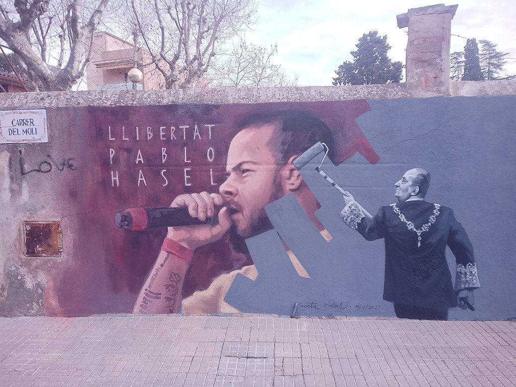pablo hasel