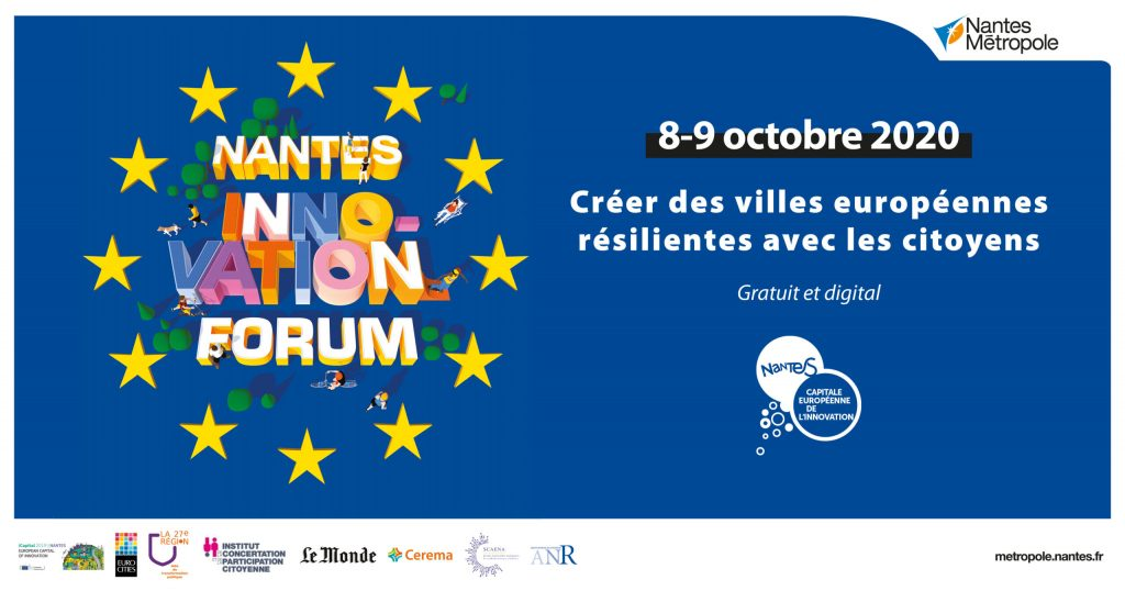 nantes innovation forum euradio