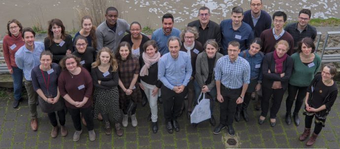 Winterschool : Local and regional stakeholders and European integration