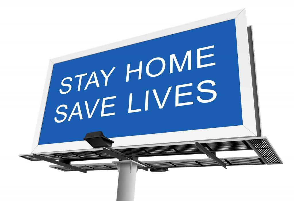 stay home save lives - chronique philo Alain Anquetil