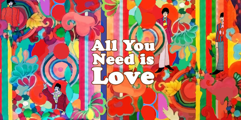 all you need is love - albrecht sonntag